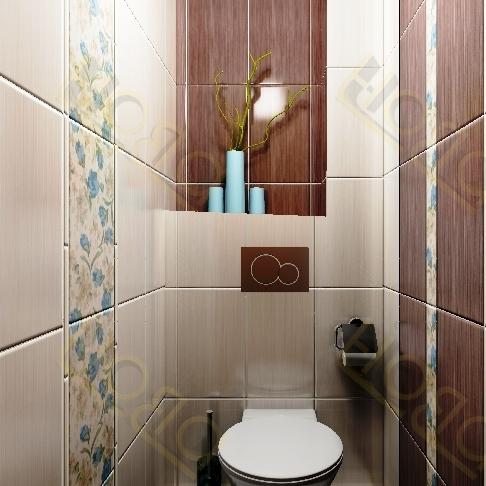 Плитка керама марацци для туалета фото интерьер